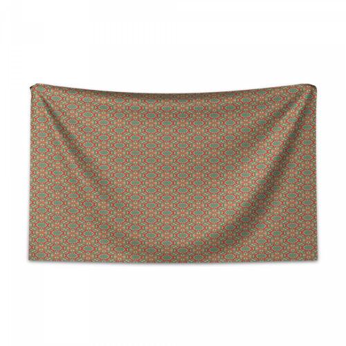 Stammes Wandteppich und Tagesdecke Zier Paisley-Motiv Druck
