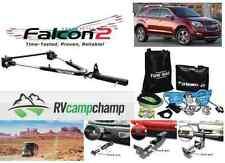 Roadmaster RV Tow Package -  Bracket-Falcon Towbar-ACC Kit | Chevy Equinox 10-14