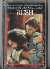"Rush [Motion Picture Soundtrack] - Eric Clapton ""Tears In Heaven"" (Cassette) NEW"