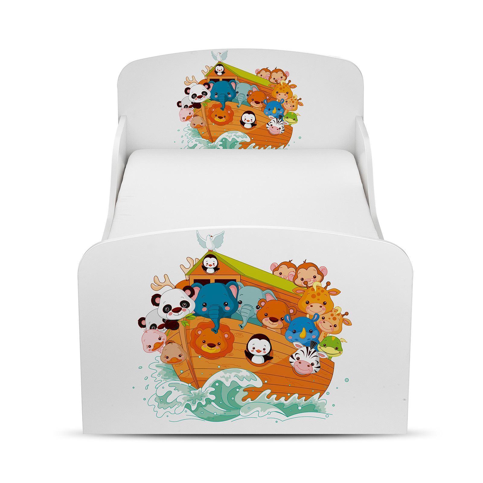 Prix de bonne maison arche de noé animaux bébé lit enfant NEUF Gratuit P + P