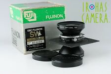 Fujifilm Fujinon SW 90mm F/8 Lens With Box #9792F3