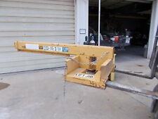 Contrx Telescoping Forklift Jib Crane 6000 Lb