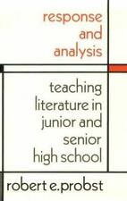 Response and Analysis: Teaching Literature in Junior and Senior High School