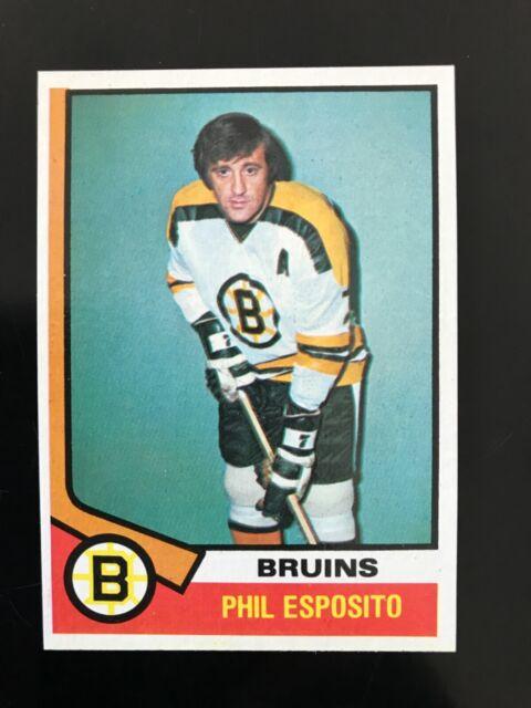 1974-75 Topps Phil Esposito #200 MINT Boston Bruins HOF