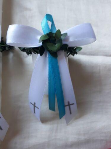 Mandeln Taufmandeln Gastgeschenke Taufe Kommunion Hochzeit Tischdeko mit Spruch