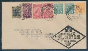 Dox-1931-Flight-Housse-Bresil-pour-USA-XF-BU8330