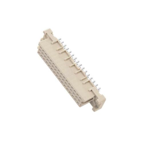 48 a+b+c THT gerade HARTING 09232486824 Stecker DIN 41612 Typ 2C weiblich PIN