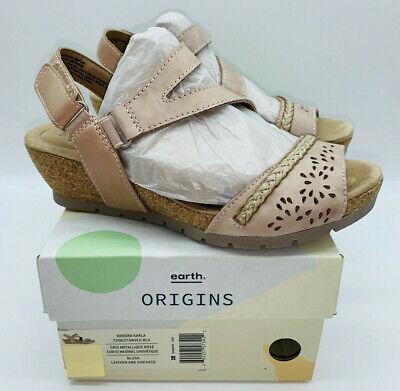 Kendra Karla Wedge Sandals - Blush | eBay