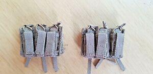 1/6 Molle Munitions Sachets M4 & Pistolet/damtoys/soldier Story/mini Times/ne-afficher Le Titre D'origine