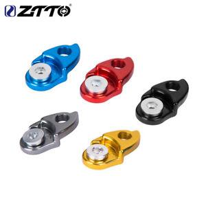 ZTTO-MTB-Bike-Rear-Derailleur-Hanger-Extender-Cycling-Frame-Gear-Tail-Hook-10g
