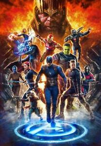 Image for New Avengers Movie Poster 2019