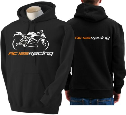 Hoodie for bike KTM RC125 sweatshirt hoody Sudadera moto sweater RC 125