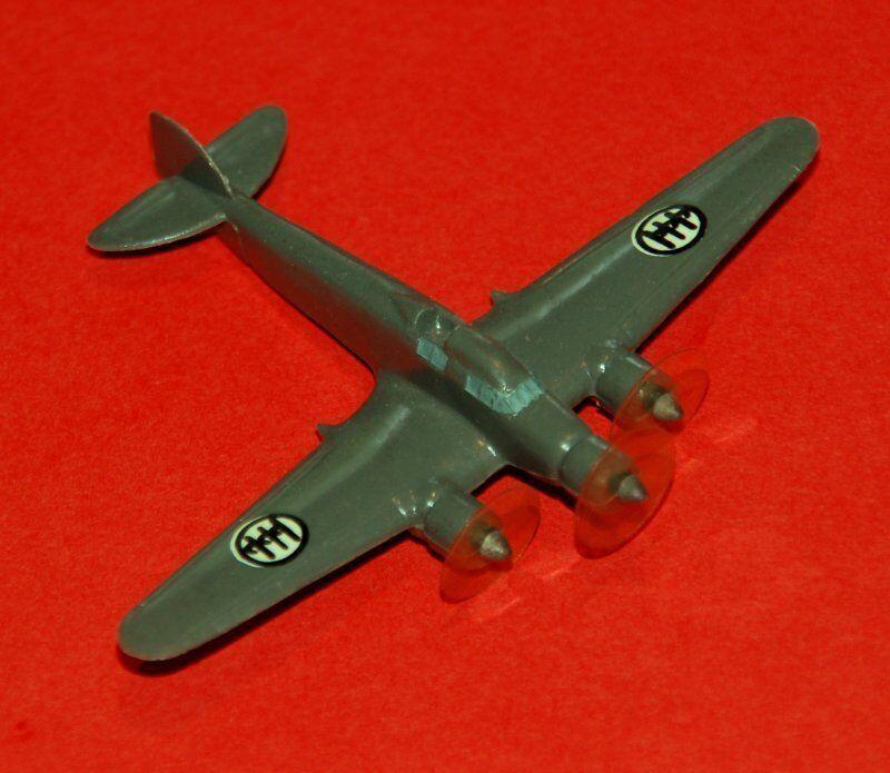 Wiking aereo-i 6-Savoia SM 79-elica nasale in legno