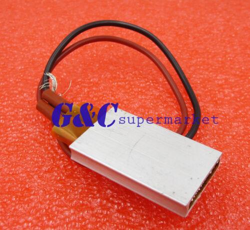 PTC heating element 50W AC DC 12V consistant temperature ceramic Thermostatic