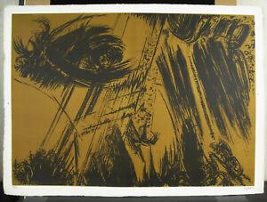 Print-Original-Signed-Ettore-Falchi-Ed-8-40-c1970-Il-Torchio-Milano-26in