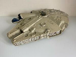 Original-Vintage-Star-Wars-Millennium-Falcon-1979-Kenner-Incomplete-Broken