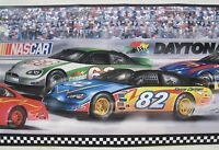 Nascar Racing Daytona Stock Car Wall Border 9