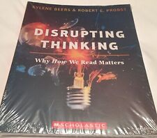 Disrupting Thinking Why How We Read Matters