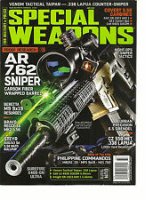 SPECIAL WEAPONS FOR MILITARY & POLICE,   JUNE, 2013 ( VENOM TACTICAL TAIPAN  )