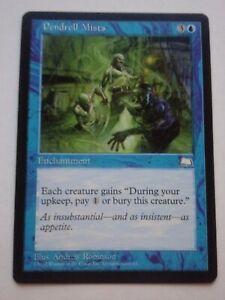 MTG Magic the Gathering English Pendrell Mists 1997 Weatherlight NM