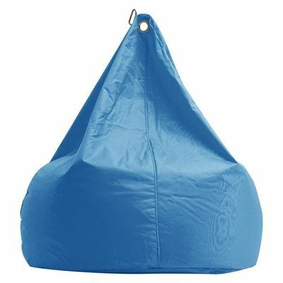 NEW Furniture Runway Kalahari Outdoor Bean Bag Cover in Black, Blue, Orange, Red