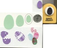 Small Egg Shape Paper Punch X Punch Bunch Quilling-scrapbooking-cardcrafting