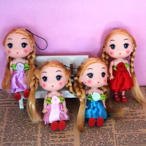 Mini-Girl-Doll-Key-Chain-Kids-Plush-Baby-Dolls-Keychain-Toys-Keyring-Decors-YAN