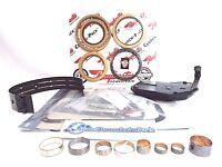 2000 4l60e Transmission Rebuild Kit Raybestos Clutches & Band + Common Bushing