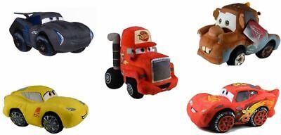 Peluche Cars 3 Originali Disney Cruz Jackson Cricchetto Saetta Mack 45 Cm Enormi
