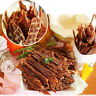 (Free Ship) Luxury Treat All Natural Dog Snack Roasted Duck Jerky Made in USA