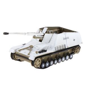 German-Sd-kfz-164-Nashorn-Tank-Hornisse-1-72-Military-Panzer-Model