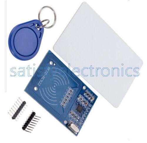 Clé 522 RC522 Carte Read Antenna RF RFID Lecteur IC carte Proximité Module CRFM