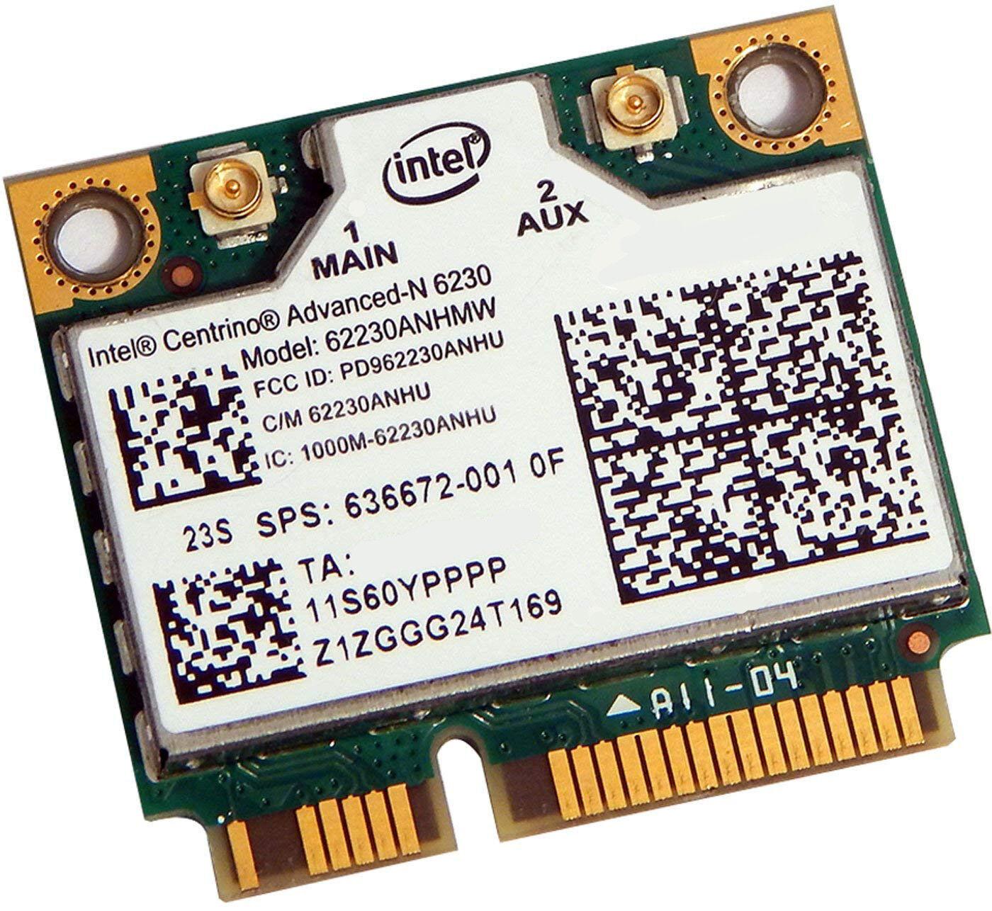 HP 3115m Pavillion DM1 -4000 Advanced N Dual Band Bluetooth Wireless WIFI Card