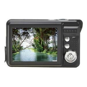HD-720P-18-Mega-Pixels-CMOS-2-7-inch-TFT-LCD-Screen-7x-Zoom-Digital-Camera