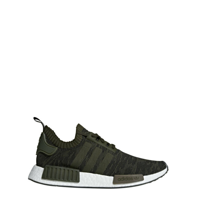 07dfb2311 adidas NMD R1 PK Primeknit Camouflage Night Cargo Green Mens Cq2445 ...