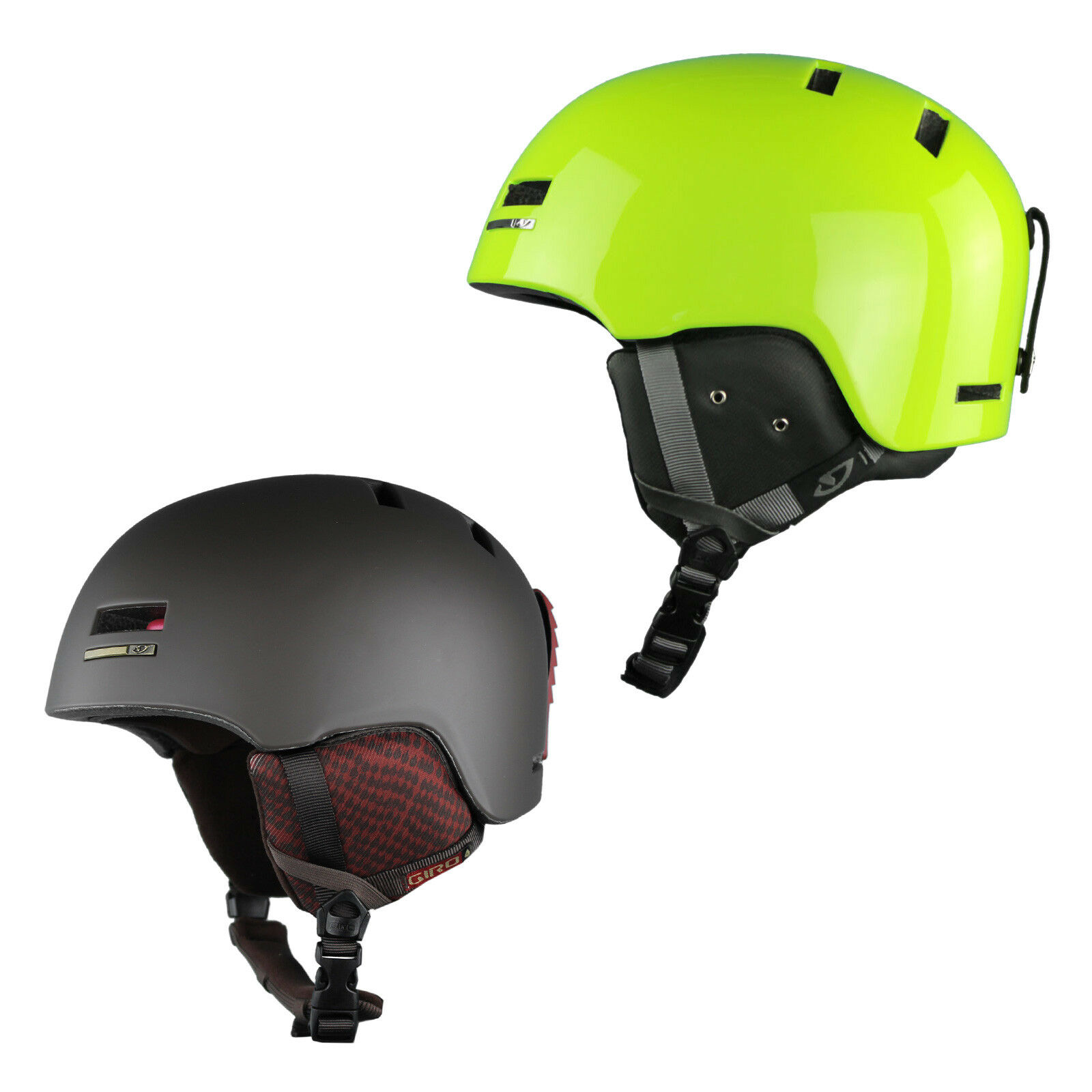 Giro Shiv 2 - Uomo Casco da Sci Snowboard Casco Freeride Casco Helmet Nuovo