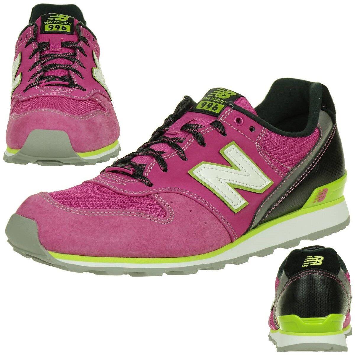 Zapatos de mujer baratos zapatos de mujer Barato y cómodo new balance wr996eh Deportiva Clásica Zapatos Mujer Fucsia 996