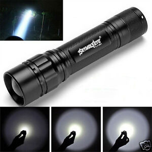 Zoomable-3000LM-XML-LED-18650-Rechargeable-Battery-Flashlight-Torch-Lamp