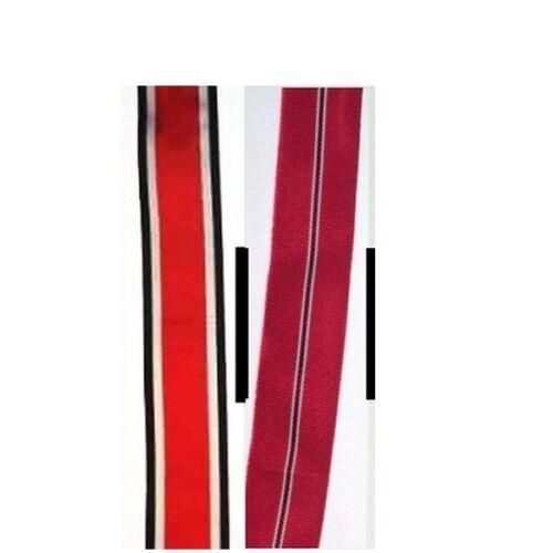 Ordensbänder je 50cm lang EK39 und Wio 30mm breit uv-negativ