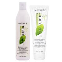 Biolage Fortherapie Stengthening Shampoo 16.9 Oz & Conditioner 8.5oz (duo)