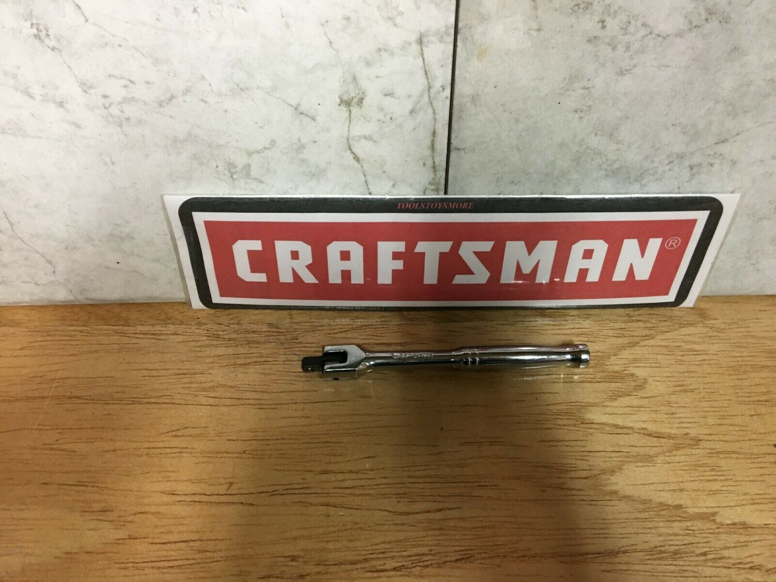 toolstoysmore CRAFTSMAN BREAKER BAR 1/4, 3/8 OR 1/2 FLEX HANDLE LONG CHOICE OF SIZE STYLE