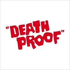 ST-D005 - Adesivo Sticker DEATH PROOF