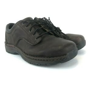 Red-Wing-8704-StitchMax-Mens-Size-8-5-Brown-Leather-Work-Slip-Resistant-Shoes