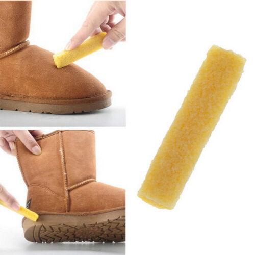 Zapatos Nubuck Goma Para Mancha Limpiador Bota Gamuza Borrador Piel WFTWvrn