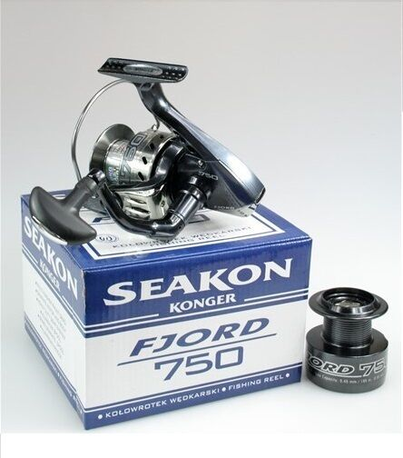 Ruolo Marino Marino Ruolo Kong seakon Fjord Norvegia SPIN ruolo grande pesce ruolo 2 modelli 58be12
