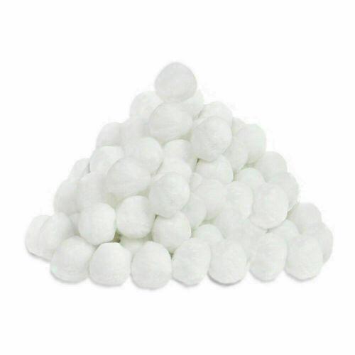 1-700g Filterball Sandfilter alternativ 25kg Filtersand Filterbälle Filter Balls