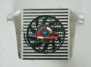 280x300x76mm-Universal-FMIC-Aluminum-Turbo-Intercooler-in-outlet-76mm-3-034-Fan