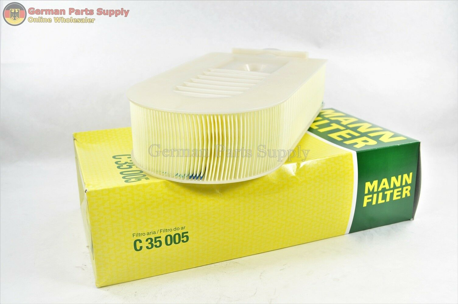 Filtro Aria Mann Filter C 35 009