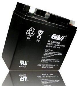 Casil 12v 18ah T1 For Solaris Electric