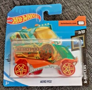 Mattel-Hot-Wheels-Aero-Pod-Nuevo-Sellado